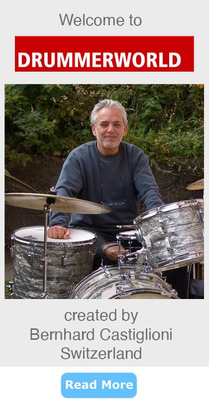 Bernhard Castiglioni Drummerworld