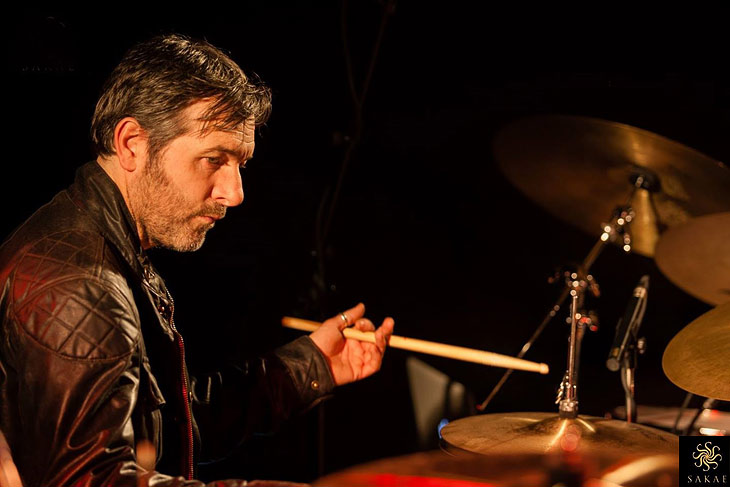 Ash Soan Drummerworld