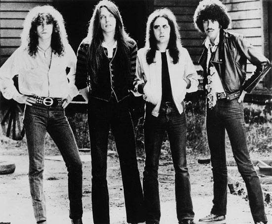 Thin Lizzy Rocker 1971 1974