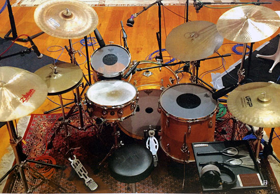 Charlie Watts Drummerworld