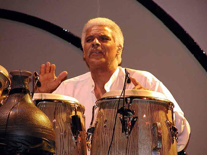 Don Alias Drummerworld