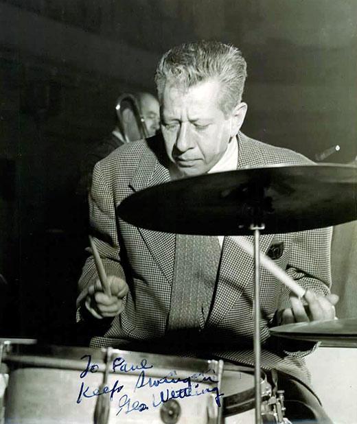 George Wettling DRUMMERWORLD