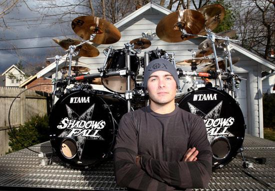 Jason Bittner Drummerworld