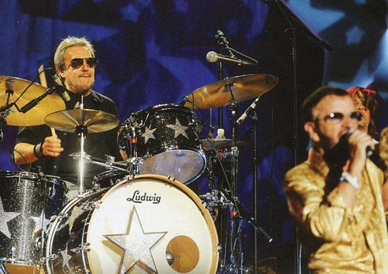 Jim Keltner Drummerworld