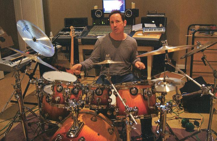 Drummerworld Jimmy Chamberlin
