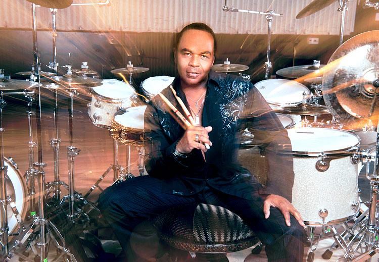 Drummerworld: Jonathan Moffett
