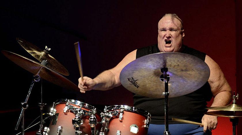 Kirk Covington Drummerworld