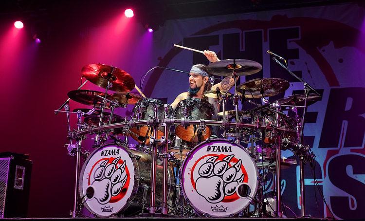 Mike Portnoy DRUMMERWORLD