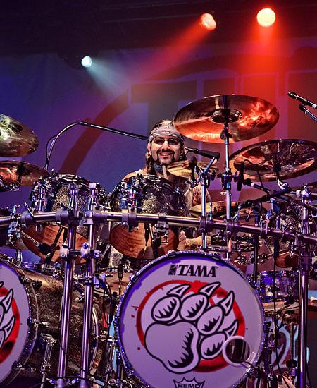 Mike Portnoy - DRUMMERWORLD