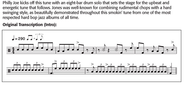 The Commandments of Early Rhythm and Blues Drumming By Zoro