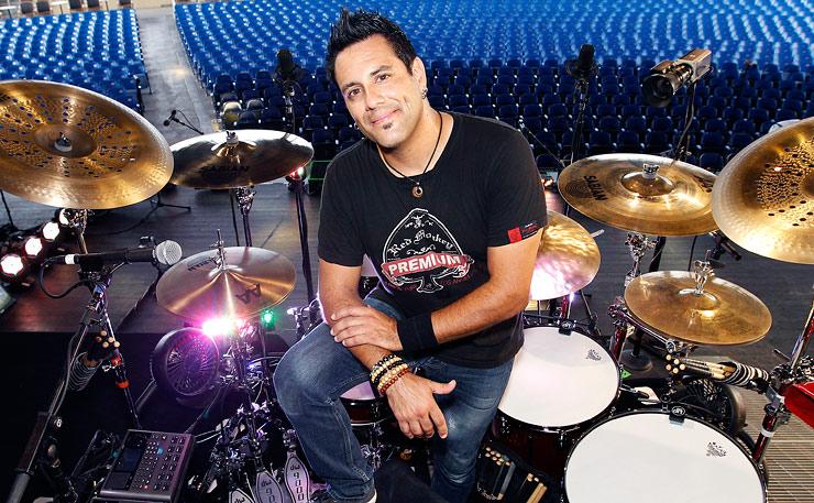 Rich Redmond Drummerworld