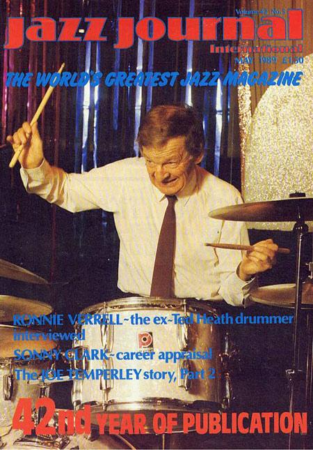 animal ronnie verrell drummerworld
