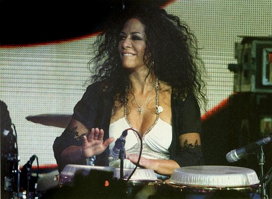 Sheila E. - DRUMMERWOR... Mariah Carey Christmas