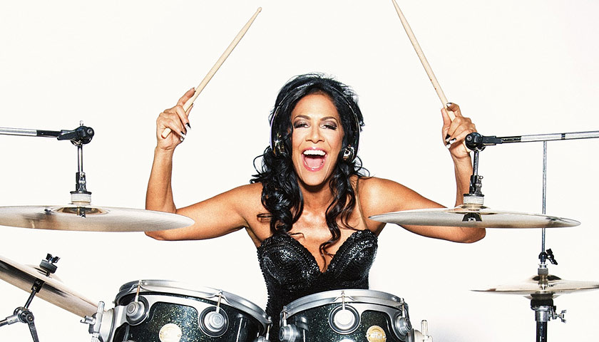 Sheila E Drummerworld