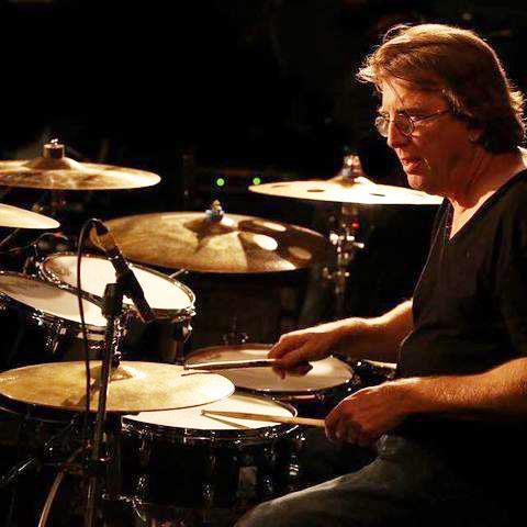 Keith Carlock   Drums, Cymbals, Yamaha