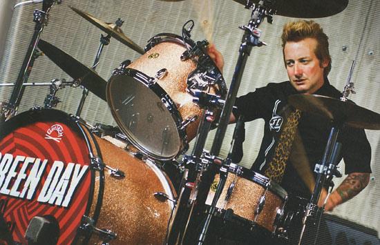 Drummerworld Tre Cool