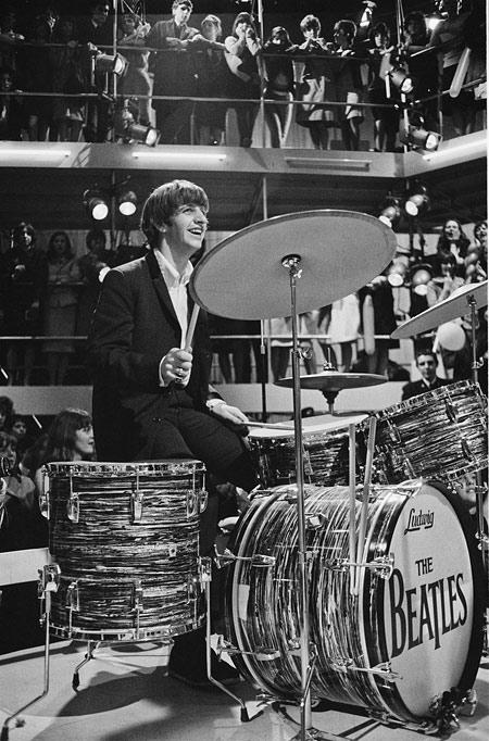 Ringo Starr The Beatles Drummerworld
