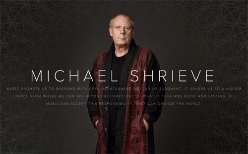 Michael Shrieve - DRUMMERWORLD