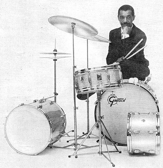 Philly Joe Jones - DRUMMERWORLD