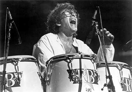 Drummerworld: Ray Barretto
