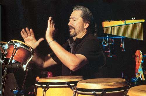 Drummerworld Luis Conte