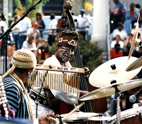 Famoudou Don Moye - Sun Percussion Summit & More - Ancestral Memories: From Afrika To Chicago