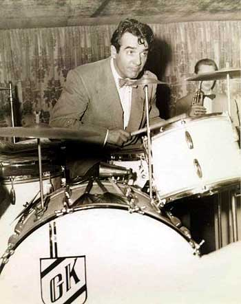 Drummerworld Gene Krupa
