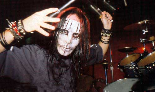 joey jordison injury