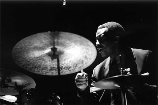 Drummerworld Herlin Riley