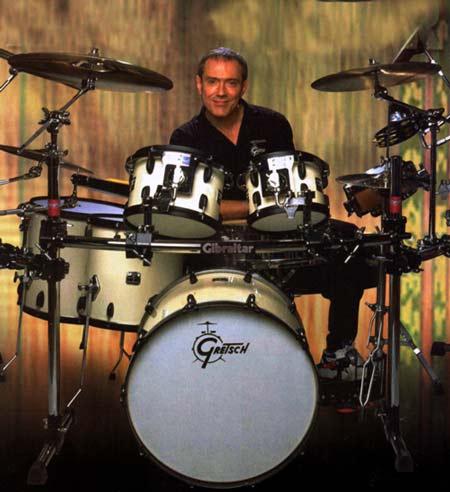 Vinnie Colaiuta Drummerworld