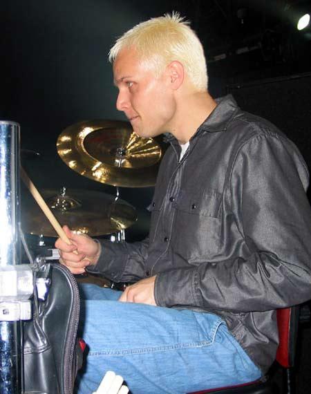 Chad Sexton Drummerworld