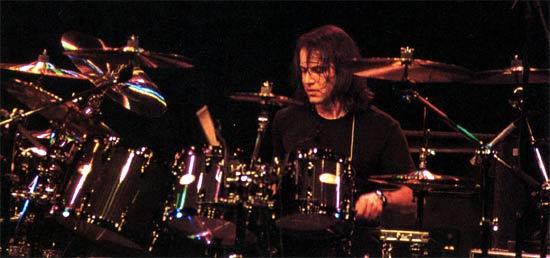 Jimmy Degrasso Drummerworld