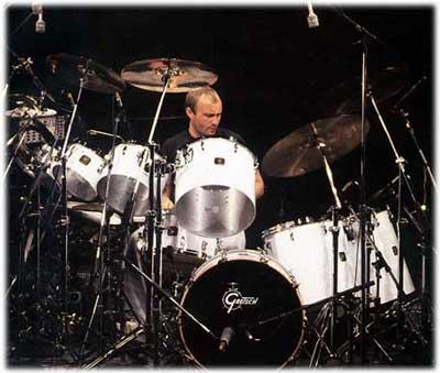 Los 20 mejores bateristas de la historia