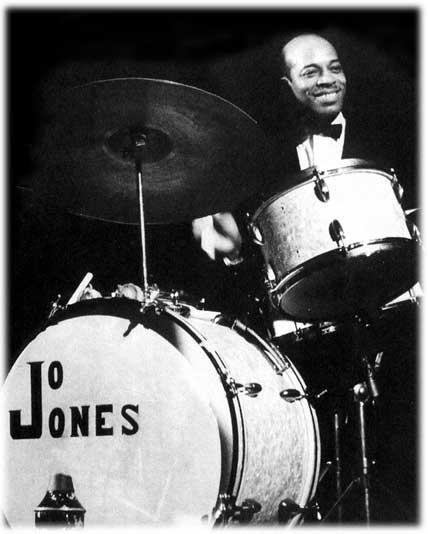 Jo Jones Drummerworld Papa Jo Jones