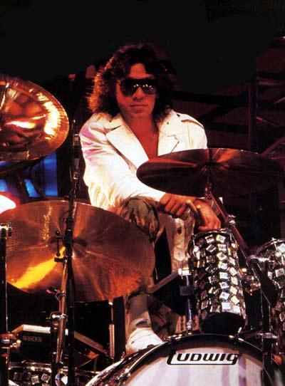 Alex Van Halen Drummerworld