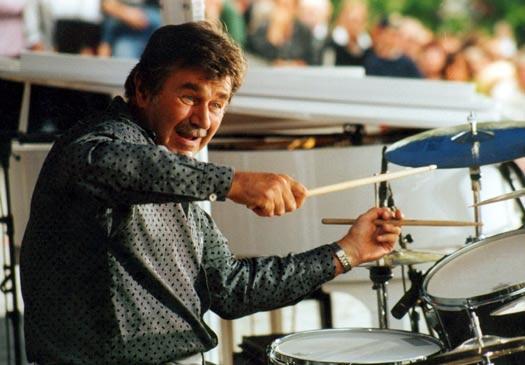 Gene Krupa Drum Battle