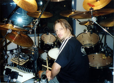 Richard Christy Drums