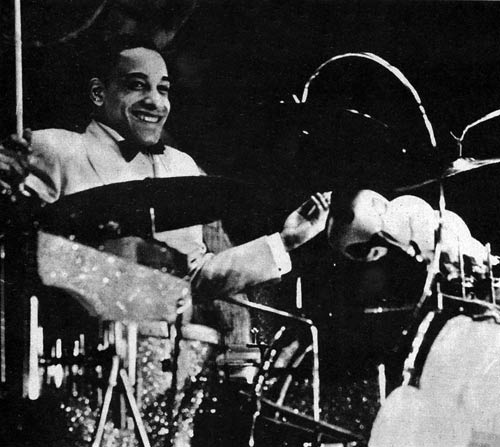 chick webb the drummer Around this same time, she was introduced to the drummer and bandleader chick webb ella fitzgerald night introduced by jamie cullum.