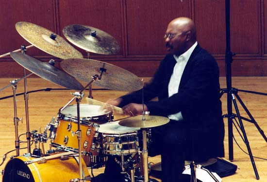 Harvey Mason Drummerworld