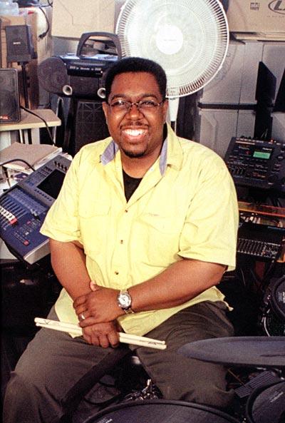 Marvin Smitty Smith Drummerworld