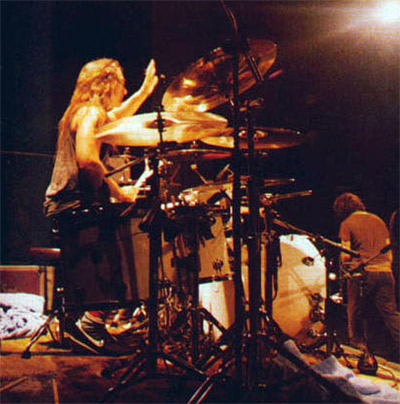 narrowcast: The Imaginary Pearl Jam Box Set: 4 Drummers In 4