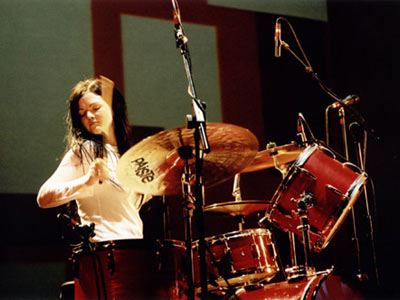 Meg White - DRUMMERWORLD OFFICIAL DISCUSSION FORUM