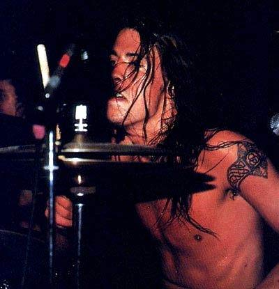 Dave Grohl, Tama Drum Kit