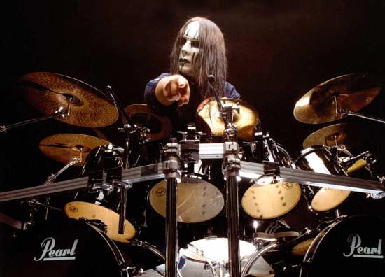 Joey Jordison Drum Solo Slipknot Joey Jordison Upside Down Drum