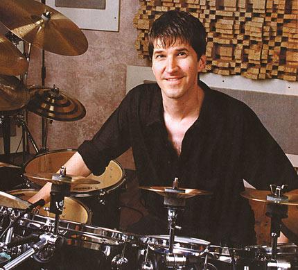 Chad Wackerman Drummerworld