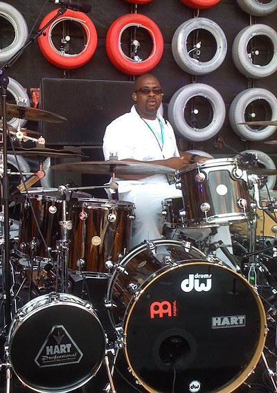 Trevor Lawrence Jr Drummerworld