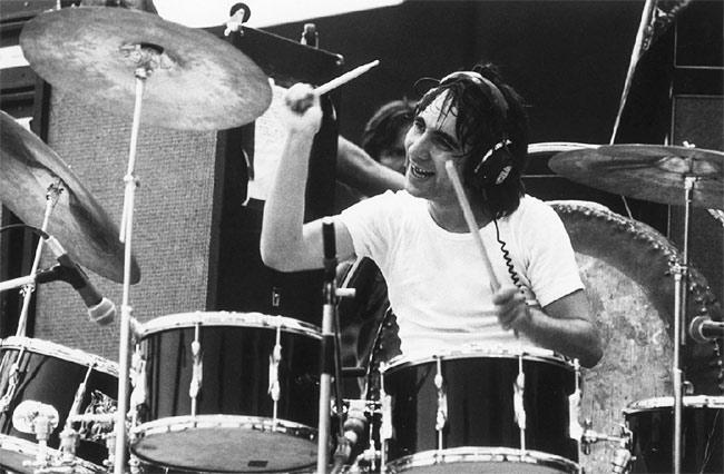 Keith Moon - DRUMMERWORLD
