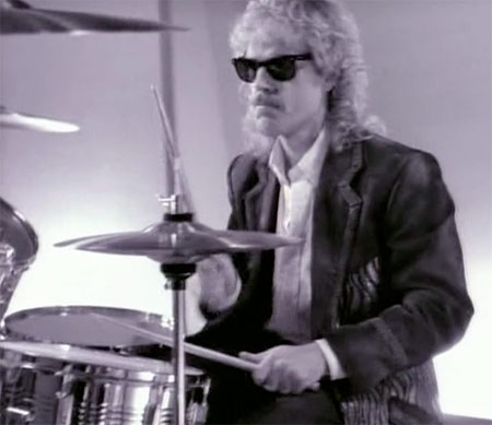 Frank Beard Drummerworld