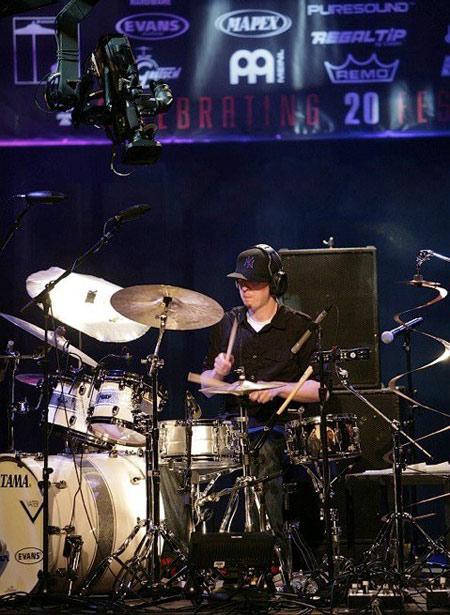 Adam Deitch Drummerworld