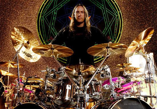 Danny Carey Drummerworld